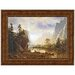 Yosemite Valley, 1863 Replica Painting Canvas Art