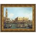 View of the Bacino di San Marco, St. Mark's Basin, 1730 - 1735 Replica Painting Canvas Art