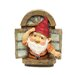 Design Toscano The Knothole Window Gnome Garden Welcome Tree Statue