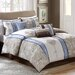 <strong>Madison Park</strong> Donovan 7 Piece Comforter Set
