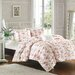 Madison Park Avery 4 Piece Comforter Set