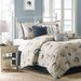 <strong>Bayside 7 Piece Comforter Set</strong> by Madison Park