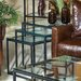 Cubic 3 Piece Nesting Tables