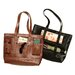 Royce Leather Art Genuine Leather Business Tote