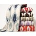 Eco Ikat Throw Blanket