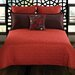 <strong>Hallmart Collectibles</strong> Charleston 5 Piece Coverlet Set