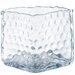 <strong>Glass Pocked Square Vase</strong> by Barreveld International