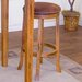 "<strong>Sunny Designs</strong> Sedona 30"" Swivel Bar Stool with Cushion"
