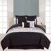 Luxury Home Melbourne 8 Piece Comforter Set