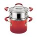 <strong>Porcelain II Nonstick 3-qt. Covered Multi-Pot</strong> by Rachael Ray