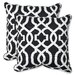 <strong>Pillow Perfect</strong> New Geo Throw Pillow (Set of 2)