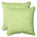 <strong>Seeing Spots Throw Pillow (Set of 2)</strong> by Pillow Perfect