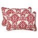 <strong>Pillow Perfect</strong> Luminary Throw Pillow (Set of 2)