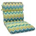 <strong>Pillow Perfect</strong> Zig Zag Chair Cushion