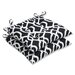 <strong>Pillow Perfect</strong> New Geo Wrought Iron Seat Cushion (Set of 2)