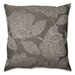 Pillow Perfect Beatrice Jute Polyester Floor Pillow