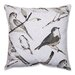<strong>Pillow Perfect</strong> Bird Watcher Cotton / Poly Pillow