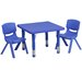 Flash Furniture Square Activity Table