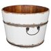 <strong>Antique Revival</strong> Vintage Wooden Bucket