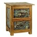 <strong>Rustic Valley End Table</strong> by Antique Revival