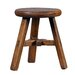 <strong>Vintage Round Top Stool</strong> by Antique Revival