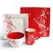 American Atelier Blossom Branch 16 Piece Dinnerware Set