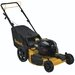 3 in 1 Self Propelled Electric Key Start Lawn Mower