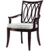 Stanley Furniture Hudson Street Oval Back Arm Chair