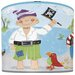 "<strong>11"" Pirates Drum Shade</strong> by Illumalite Designs"
