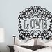 <strong>WallPops!</strong> Jonathan Adler Love Flock Wall Decal Kit