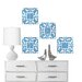 <strong>Jonathan Adler Carnaby Blox Wall Decal</strong> by WallPops!