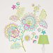 Wall Art Delila Wall Decal Kit