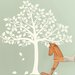 <strong>WallPops!</strong> Art Kit Silhoutte Tree Wall Decal