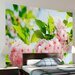 <strong>Brewster Home Fashions</strong> Ideal Décor Sakura Blossom Wall Mural