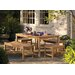 <strong>Hampton Dining Set</strong> by Oxford Garden