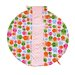 Itzy Ritzy Wrap and Roll Infant Carrier Hoot Arm Pad and Tummy Mat