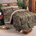 <strong>Hardwoods 4 Piece Comforter Set</strong> by Realtree Bedding