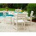 <strong>La Casa Café 5 Piece Dining Set</strong> by POLYWOOD®