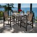 <strong>Coastal 5 Piece Dining Set</strong> by POLYWOOD®