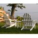 <strong>POLYWOOD®</strong> Classic Folding 3 Piece Adirondack Seating Group