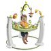 <strong>Evenflo</strong> ExerSaucer Safari Friends Jump and Learn Stationary Jumper