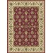 Optimum Red/Ivory Rug