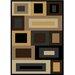Home Dynamix Moda Black Rug