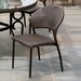 <strong>Alfresco Home</strong> Vento Stackable Chair (Set of 2)