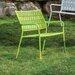 <strong>Martini Steel Garden Bench</strong> by Alfresco Home