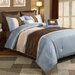 Wildon Home ® Maxwell 8 Piece Comforter Set