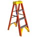 <strong>Werner</strong> 4' Fiberglass Step Ladder