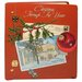 Lexington Studios Home and Garden Christmas Through The Years Large Book Photo Album
