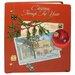 <strong>Lexington Studios</strong> Home and Garden Christmas Through The Years Large Book Photo Album
