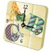 Lexington Studios Children and Baby ABC Tiny Times Clock